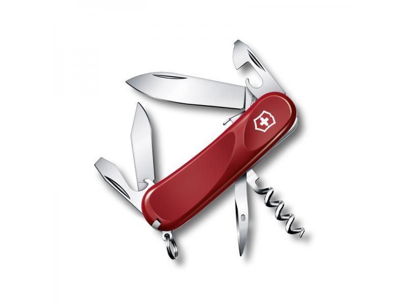Vreckový nôž Victorinox Evolution S101 - 12 funkcií