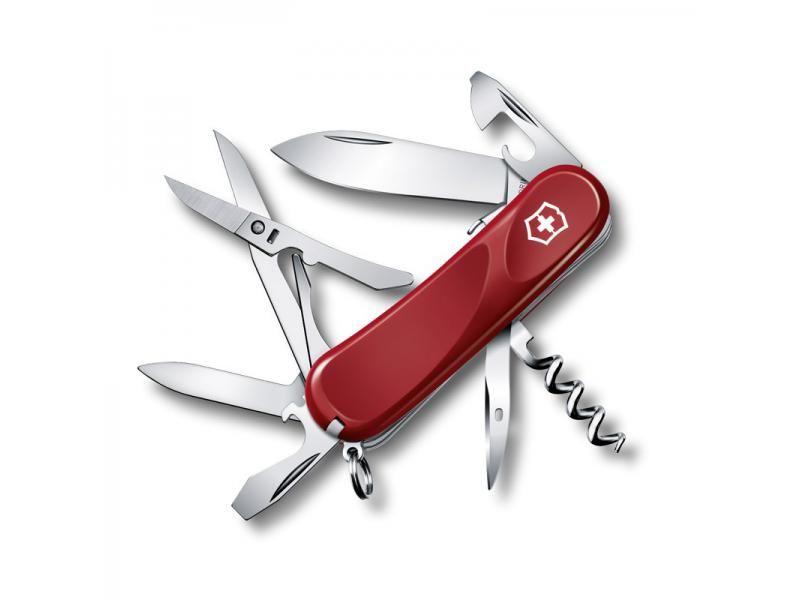 Vreckový nôž Victorinox Evolution S14 - 14 funkcií
