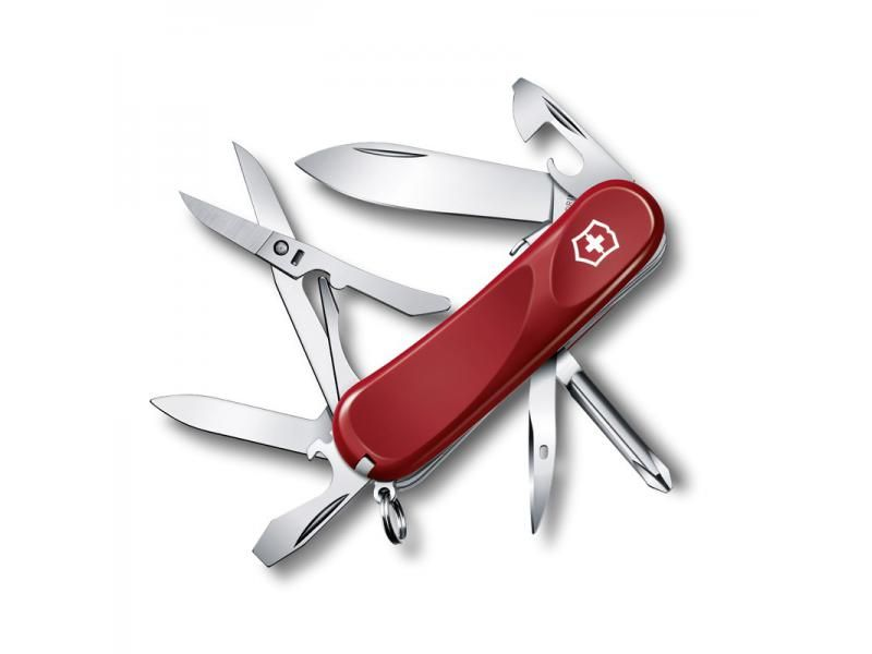 Vreckový nôž Victorinox Evolution S16 - 14 funkcií