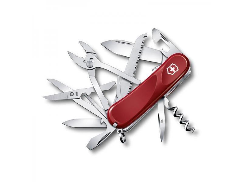 Vreckový nôž Victorinox Evolution S52 - 20 funkcií