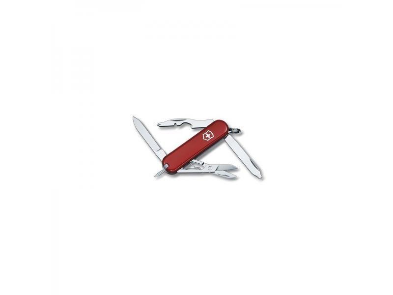 Vreckový nôž Victorinox Manager - 10 funkcií červený