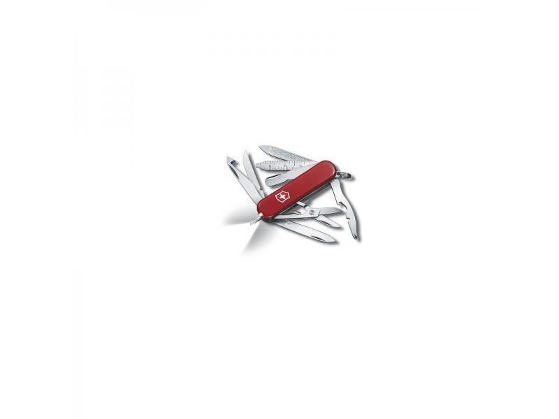 Vreckový nôž Victorinox Midnite MiniChamp - 16 funkcií