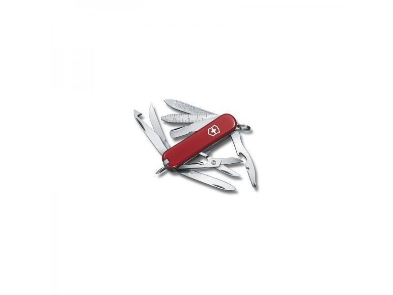 Vreckový nôž Victorinox MiniChamp - 16 funkcií