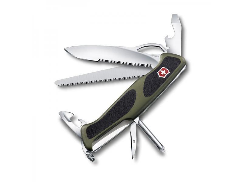 Vreckový nôž Victorinox Rangergrip 178 - 12 funkcií