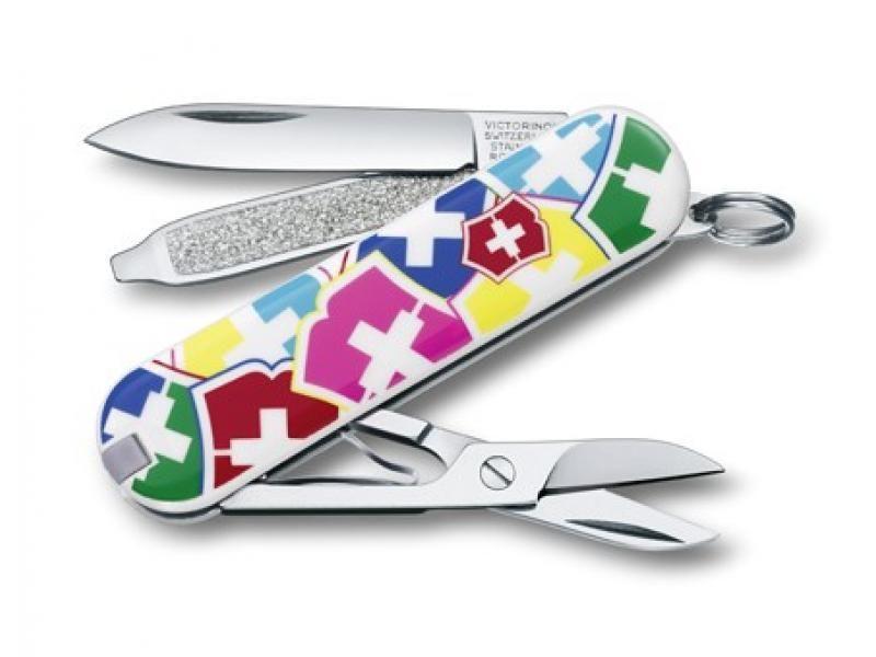 Vreckový nôž Victorinox VX Colors - 7 funkcií