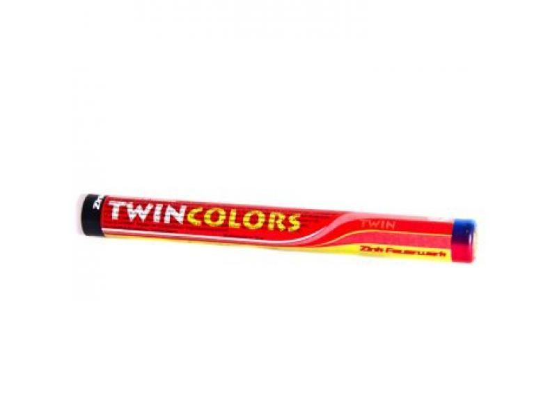 Svetlice signálne Zink 511 TWIN-COLOR 5 farieb 10ks