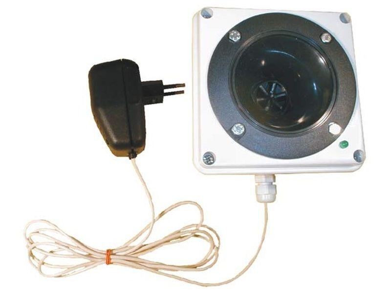 El.odpudzovač hlodavcov ODH1 SUPERMAX+adaptér