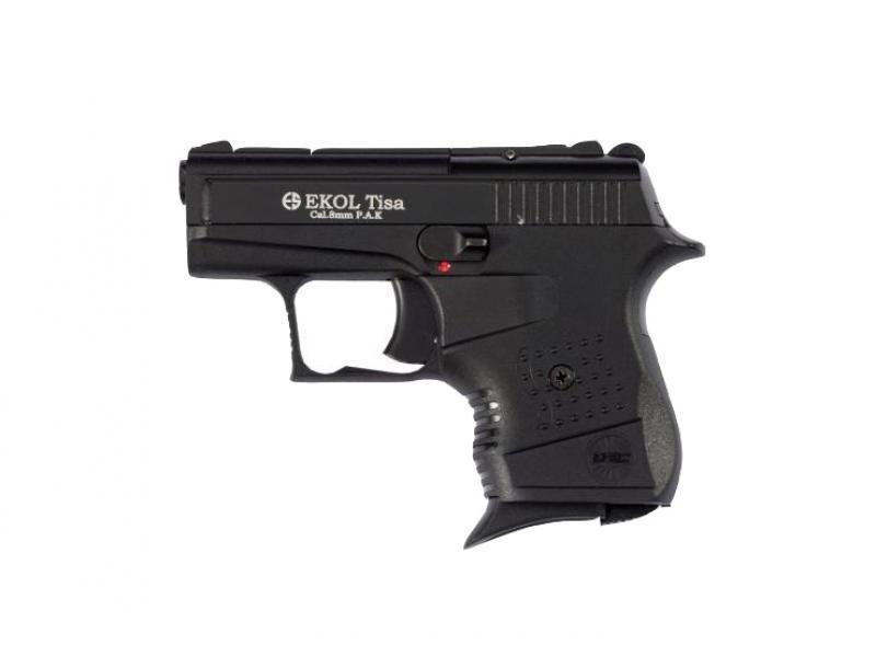 Obranná plynová pištoľ EKOL Tisa Black