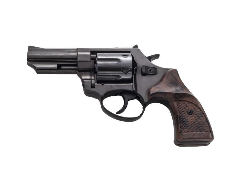 """Obranný plynový revolver EKOL Viper 3"""" Black"""