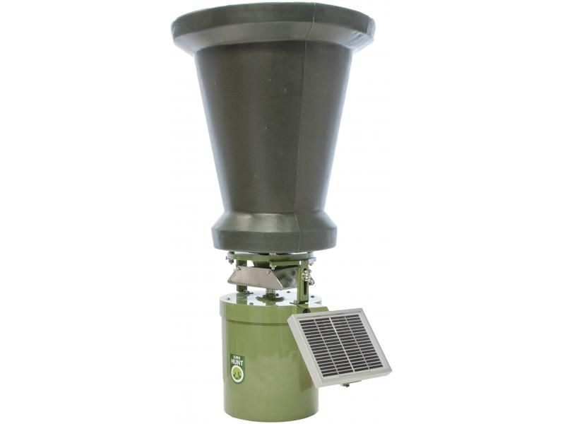 Automatický podávač krmiva Eurohunt svetelný 12V