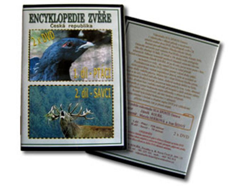 DVD - Encyklopédia zveri Českej a Slovenskej republiky
