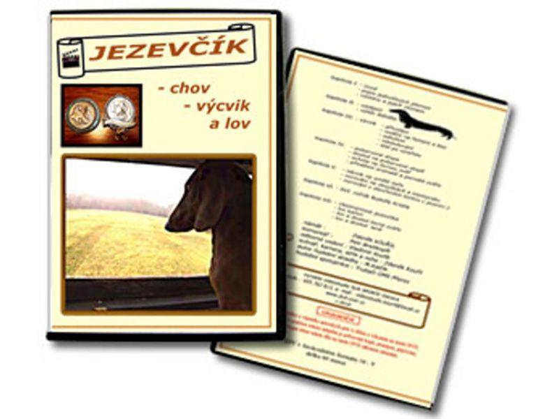 DVD - Jazvečík - chov, výcvik a lov