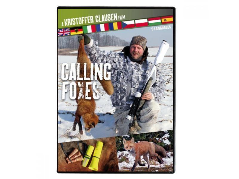 DVD - Kristoffer Clausen - Lov na líšku