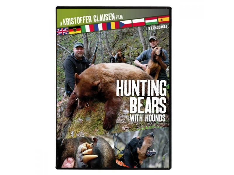 DVD - Kristoffer Clausen - Lov na medveďa
