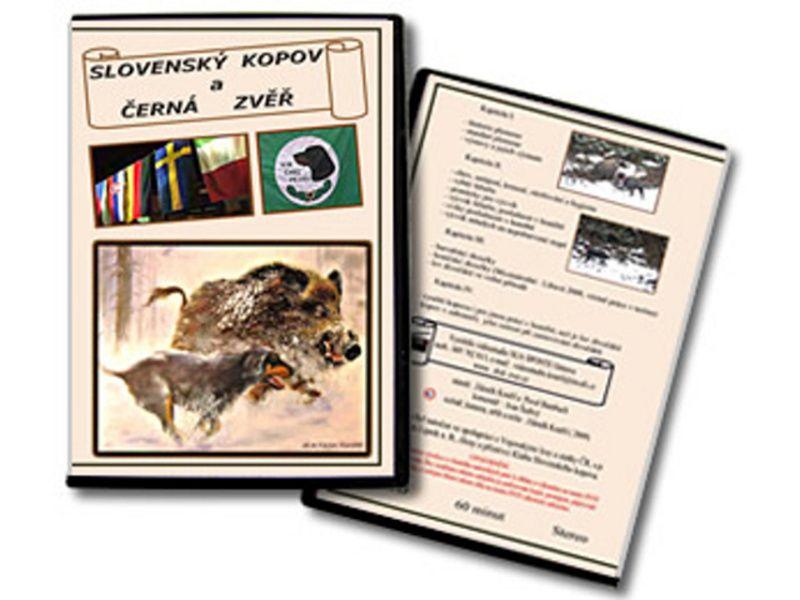 DVD - Slovenský kopov a diviačia zver