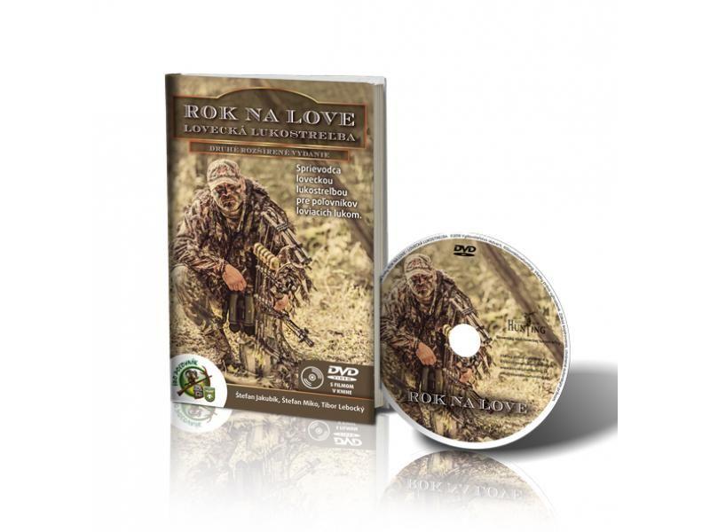 DVD + Kniha ROK NA LOVE - Lovecká lukostreľba