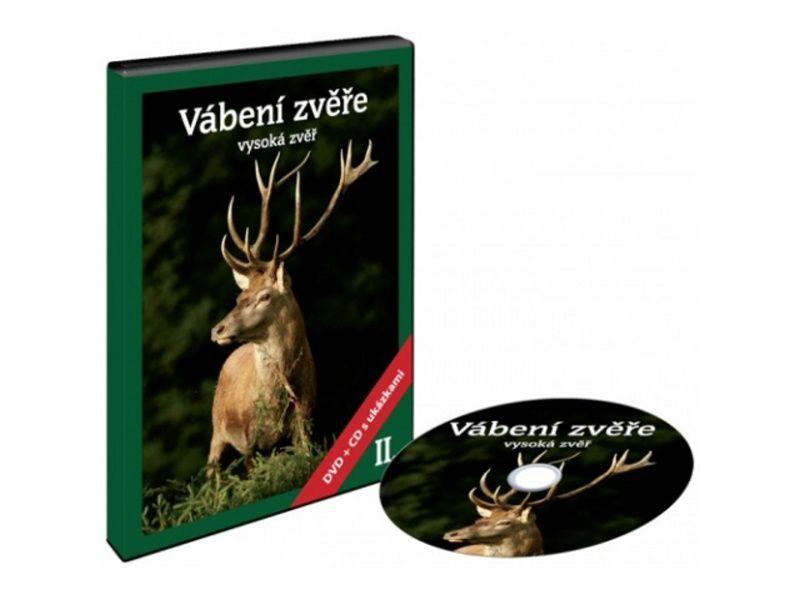 DVD vábenie zveri II.