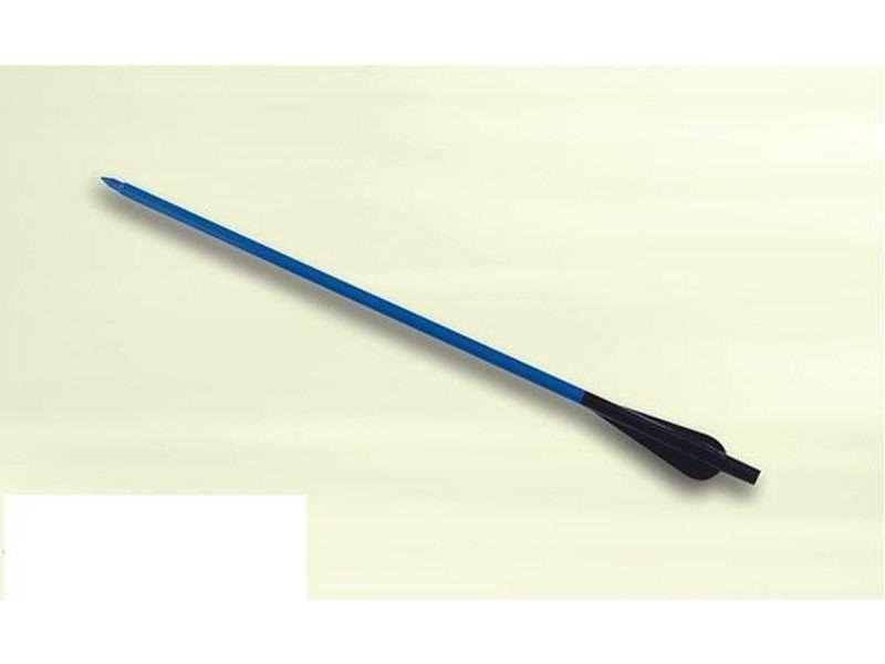 Hliníkový šíp s kovovou špicou 37cm