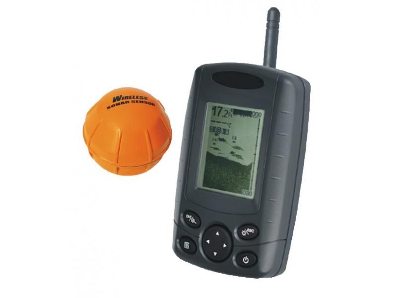 Sonar na ryby wireless - predvádzací