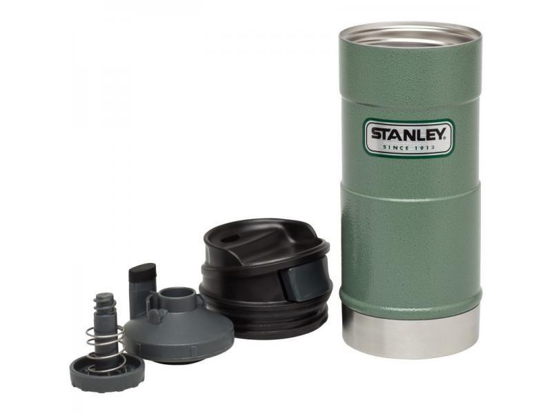STANLEY vákuový hrnček zelený 0,35L