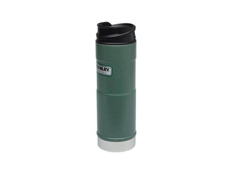 STANLEY vákuový hrnček zelený classic 0,47L