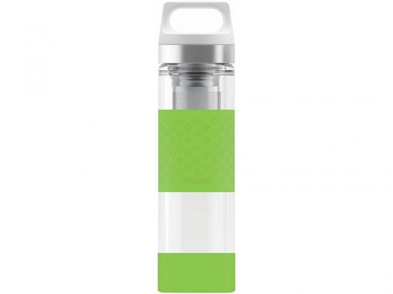 Termoska SIGG Cold Glass green 0,4 L