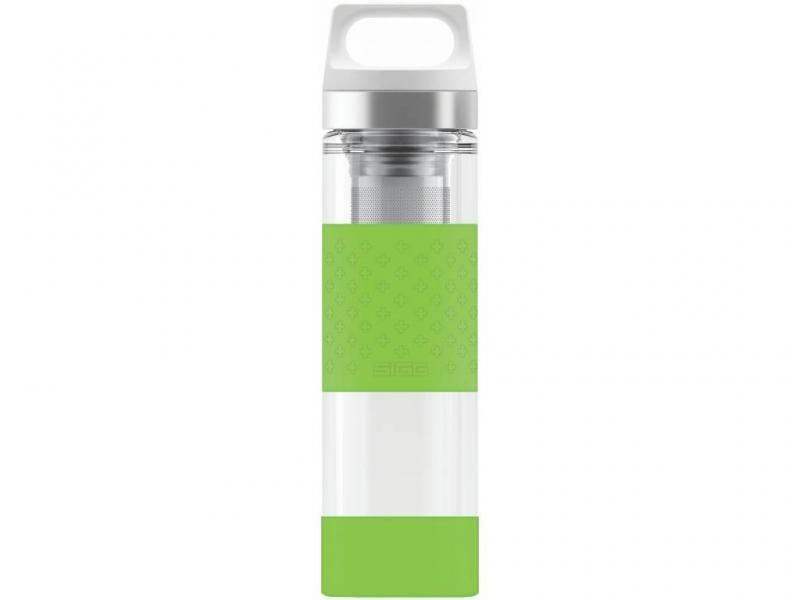 Termoska SIGG Cold Glass green 0,4 L