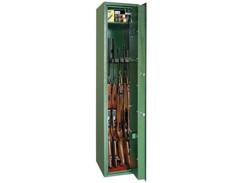Trezor na zbrane Guntronic-na 5 zbraní