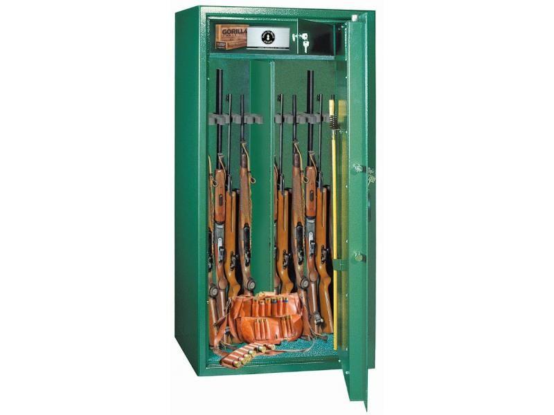 Trezor na zbrane MONTANA 10 - na 10 zbraní