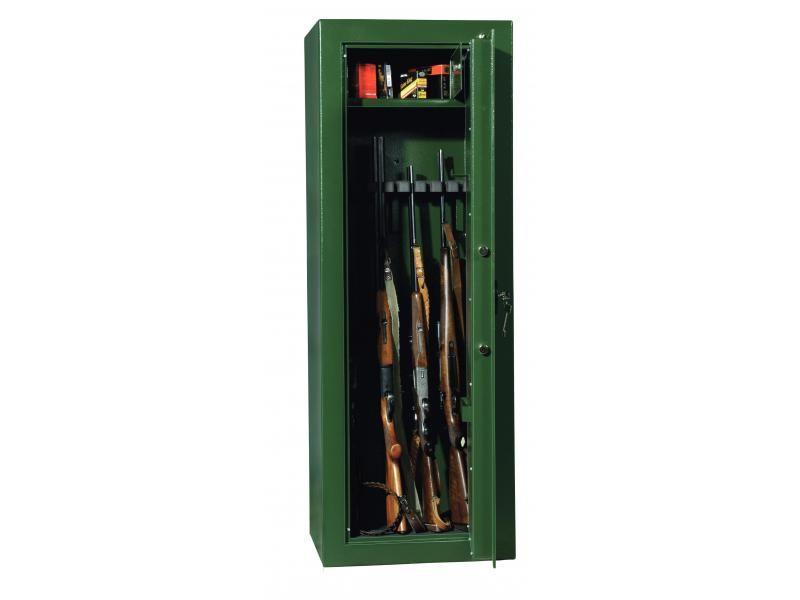 Trezor na zbrane Safari 8 - na 8 zbraní