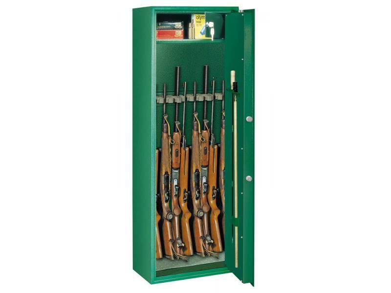 Trezor na zbrane Select 8 - na 8 zbraní