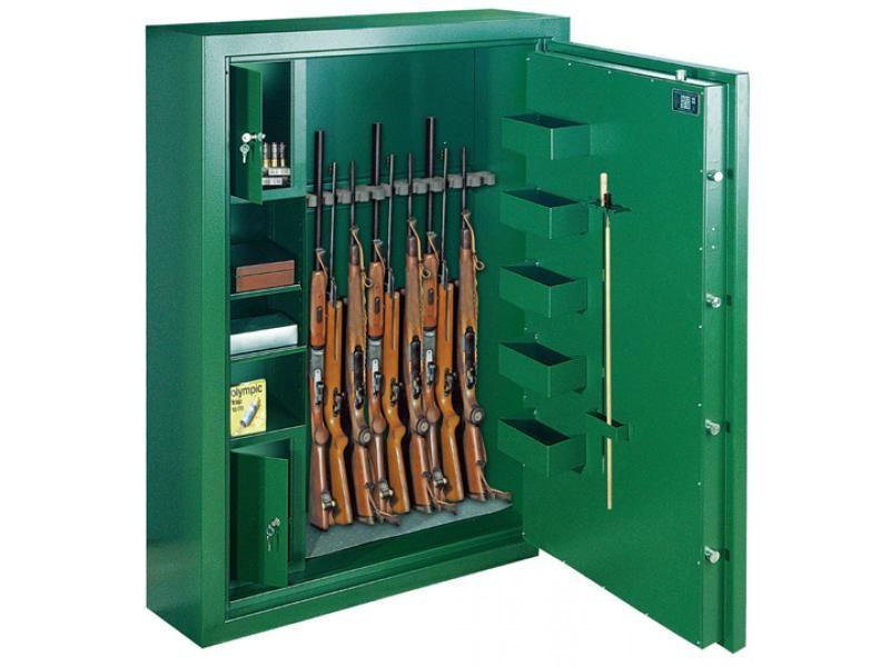 Trezor na zbrane Sport N-10 Premium-na 10 zbraní