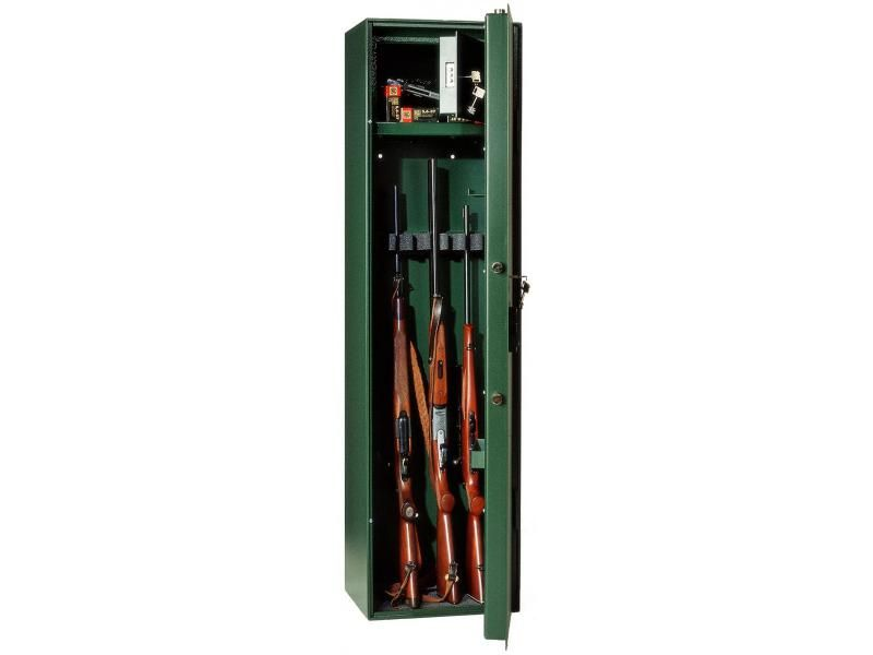 Trezor na zbrane Zeus-8-na 8 zbraní