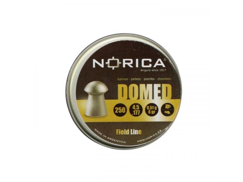 Diabolky NORICA DOMED 4,5mm 250 ks