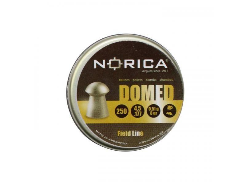 Diabolky NORICA DOMED 4,5mm 250 ks