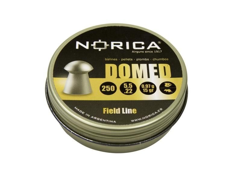 Diabolky NORICA DOMED 5,5mm 250 ks
