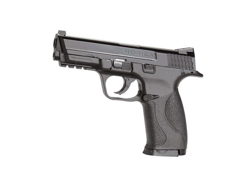 Vzduchová pištoľ CO2 Norica model S&W 4,5mm BB