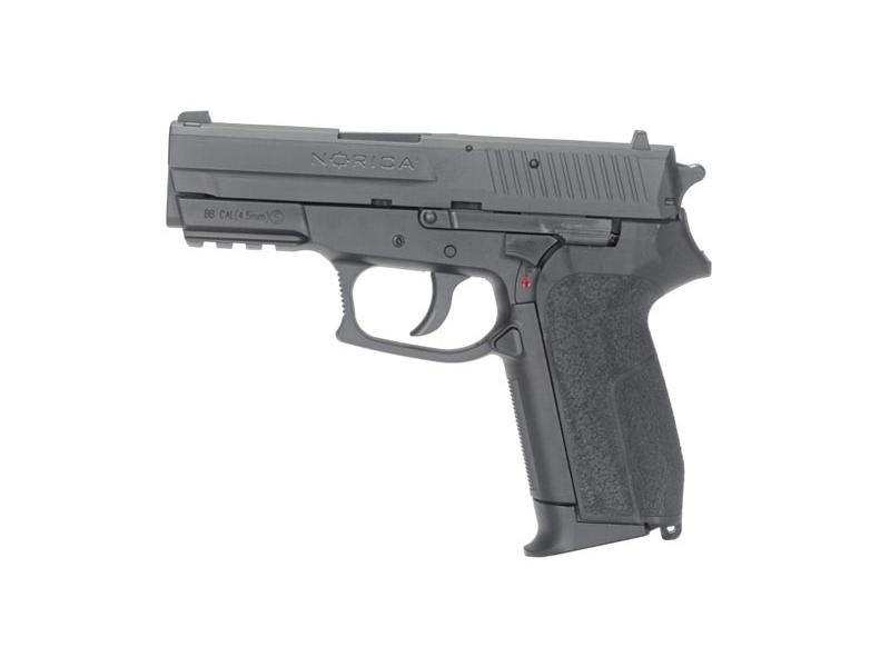 Vzduchová pištoľ CO2 Norica model Sig Sauer 2022 4,5mm BB