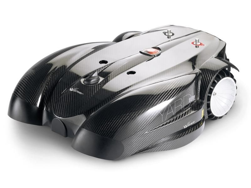 Robotická kosačka WIPER Premium YARD do 10000m²