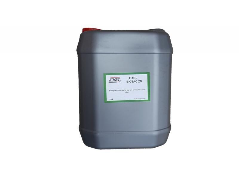 Ekologický olej EXEL BIOTAC ZM, 10l