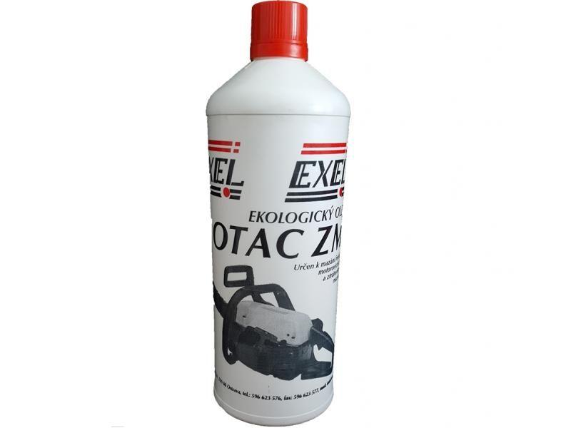 Ekologický olej EXEL BIOTAC ZM, 1l