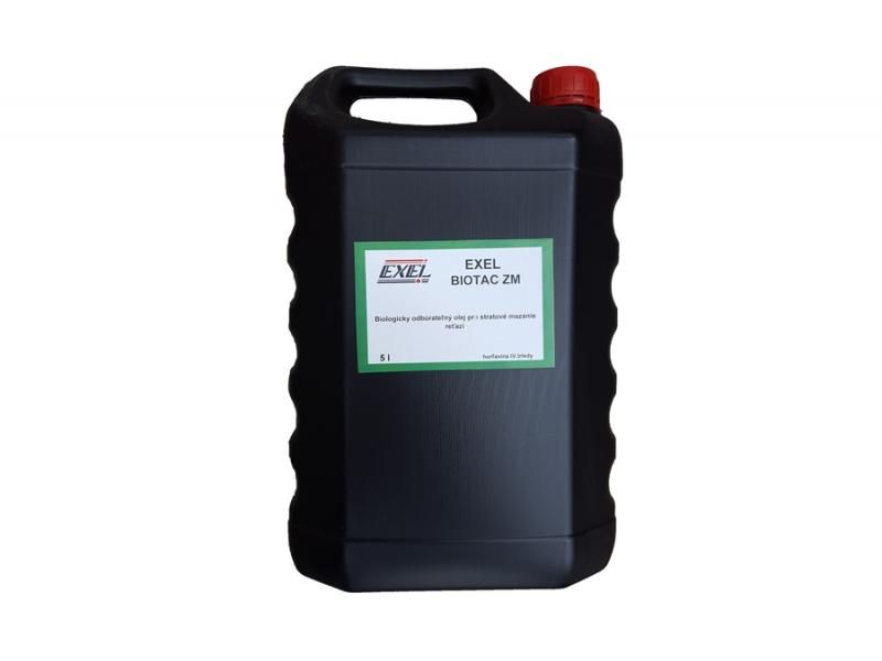 Ekologický olej EXEL BIOTAC ZM, 5l
