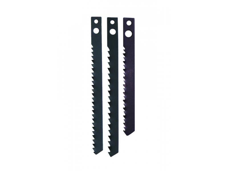 Nože do priamočiarej píly JSB119B 50 mm drevo PVC SET 5/1 VILLAGER