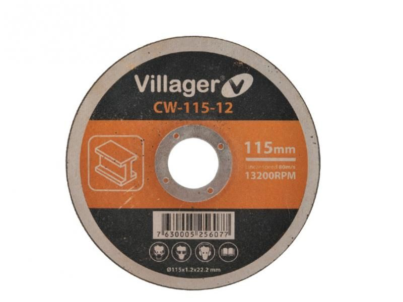 Rezný kotúč CW11512 VILLAGER