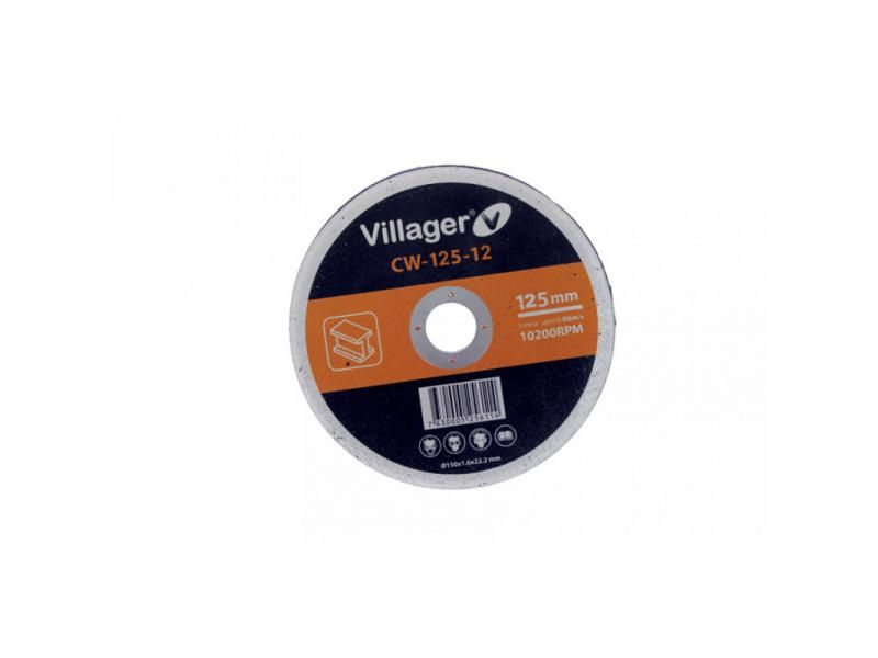 Rezný kotúč CW12512 VILLAGER