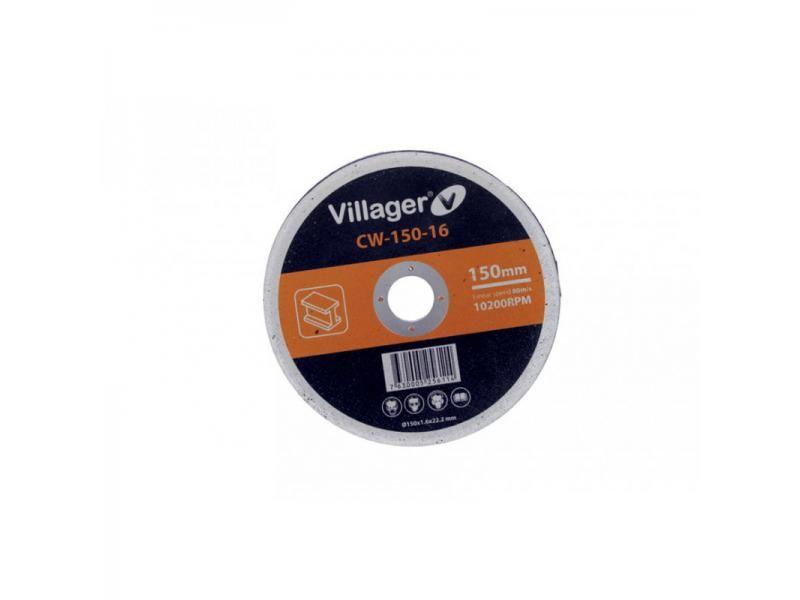 Rezný kotúč CW15016 VILLAGER