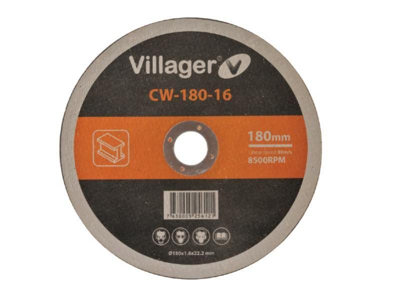 Rezný kotúč CW18016 VILLAGER