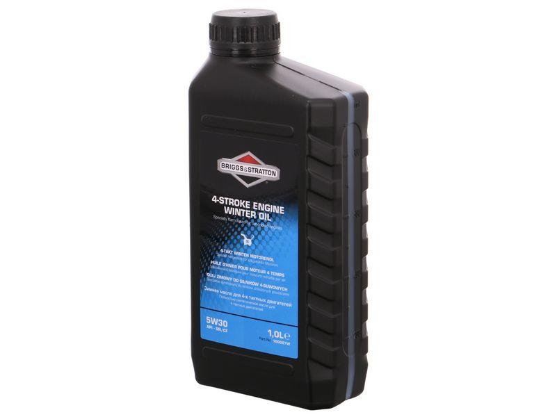 Zimný olej Briggs & Stratton 5W30 (100007W)