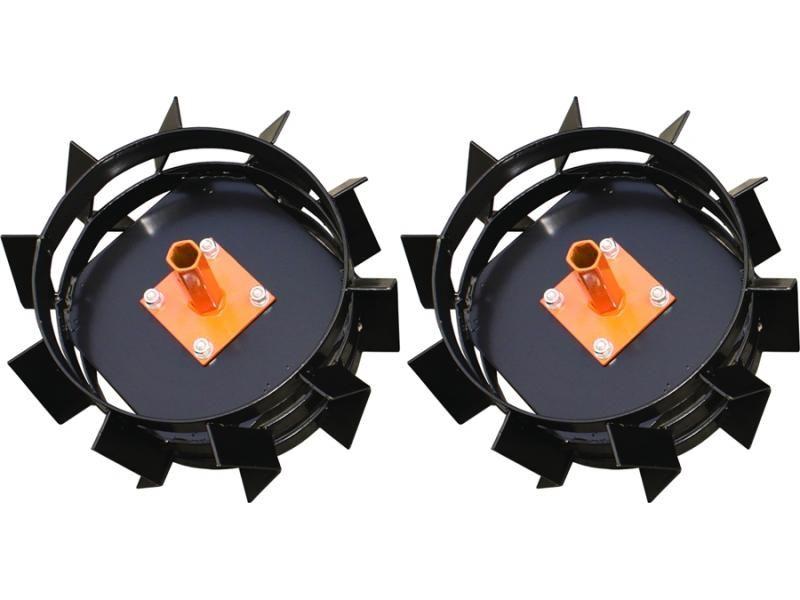 Oborávacie kolesá pre kultivátor VTB 852 VILLAGER