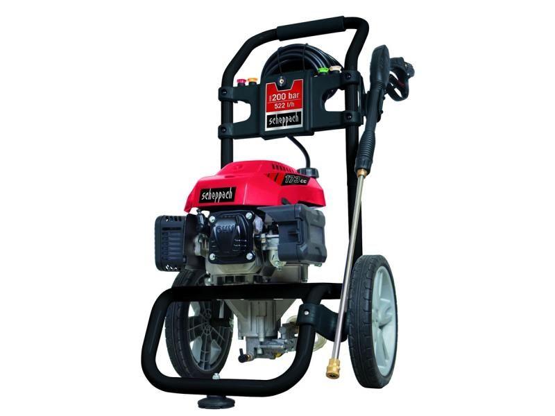 Benzínová tlaková umýmačka SCHEPPACH HCP 2600